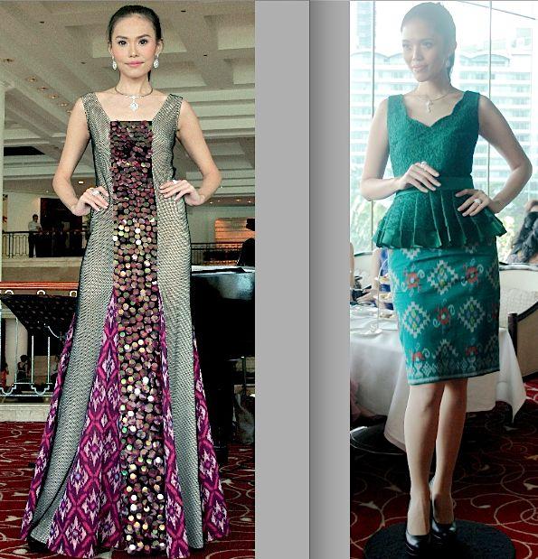 batik dress   batik + tenun   Pinterest