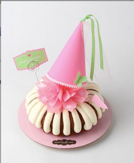Nothing Bundt Cakes - Prettiest Princess Wonder if I could put a ...