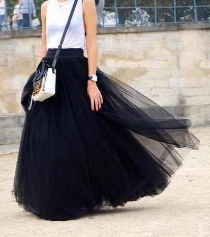 On the go at Paris Fashion Week.