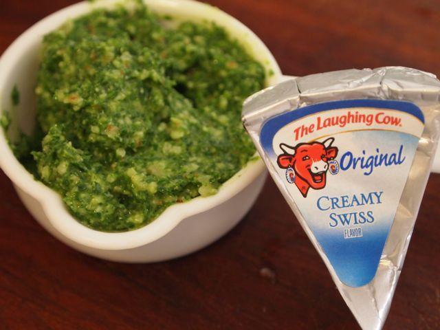 Parsley and Almond Creamy Pesto Recipe | Let's Go Healthy | Pinterest