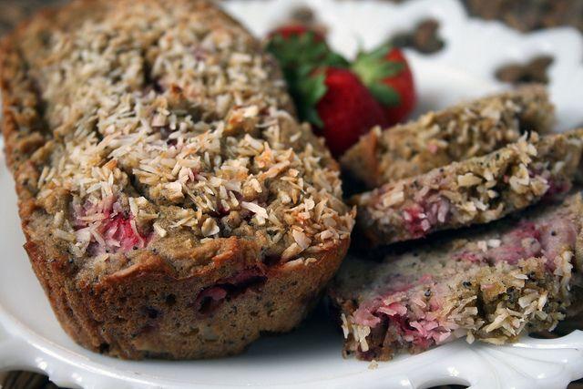 Gluten-Free Strawberry Lemon Poppyseed Bread by Kim | Affairs of ...