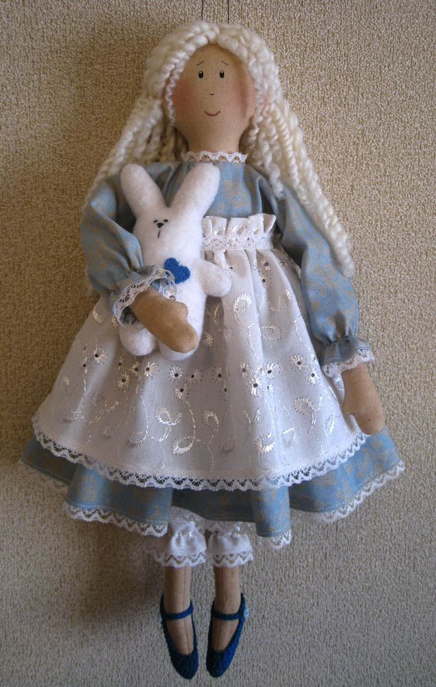 Как шить куклу своими руками