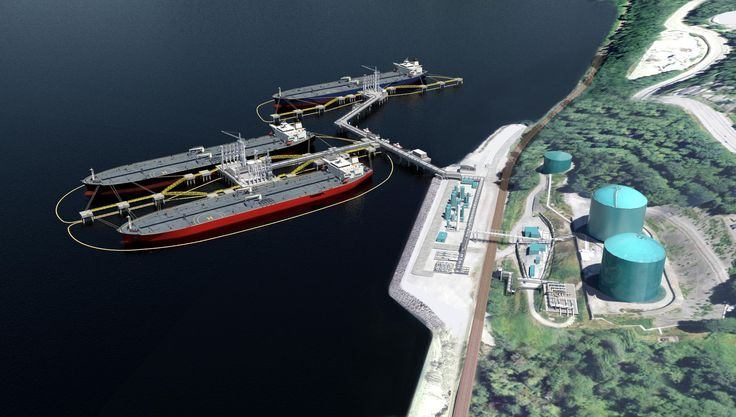 The Trans Mountain Expansion Project team has worked extensively with Port Metro Vancouver (PMV), the Pacific Pilotage Authority (PPA) and the BC Coast Pilots (BCCP) to determine a preferred dock layout. We have also incorporated feedback from the City of Burnaby and our community discussions in the planning.
