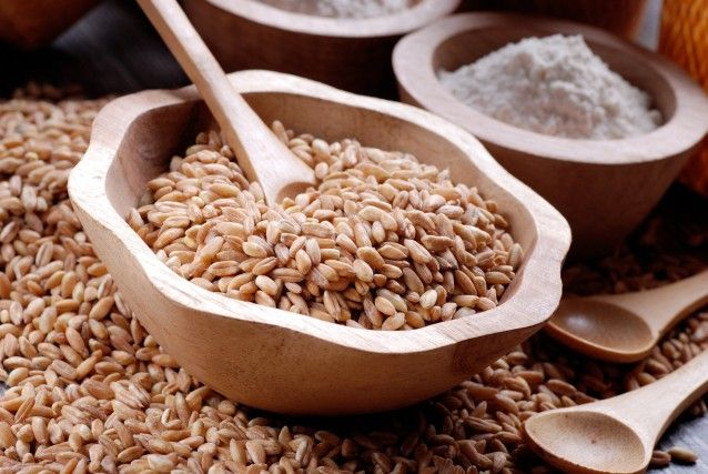 Farro and Mushroom Side That Packs a Healthy Punch | The Oz Blog