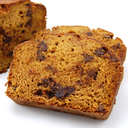 Pumpkin Chocolate Chip Bread | Recipe