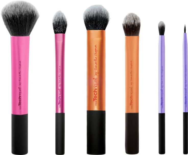 Real techniques brushes ulta