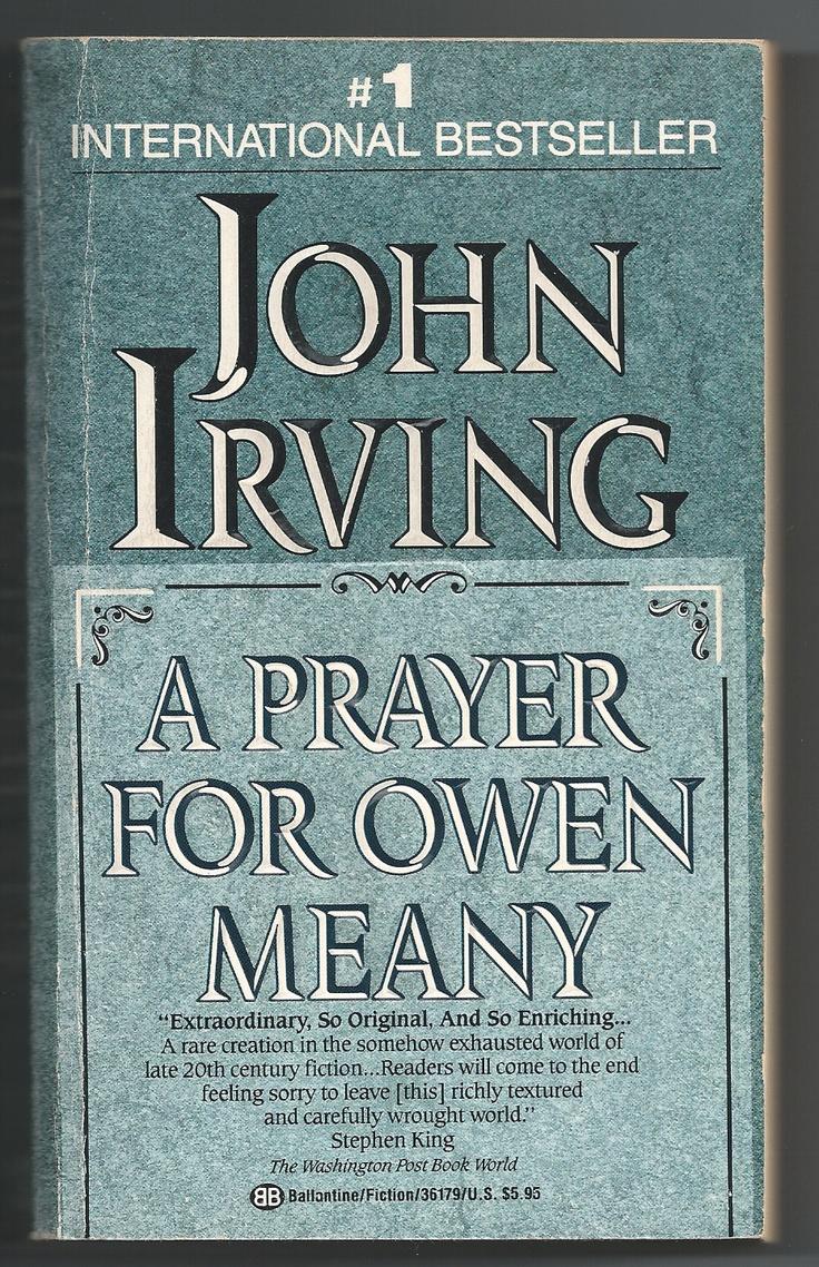 a prayer for owen meany k k club 2017