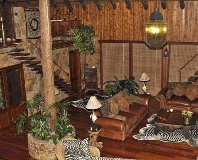 African Living Room Living Space Pinterest