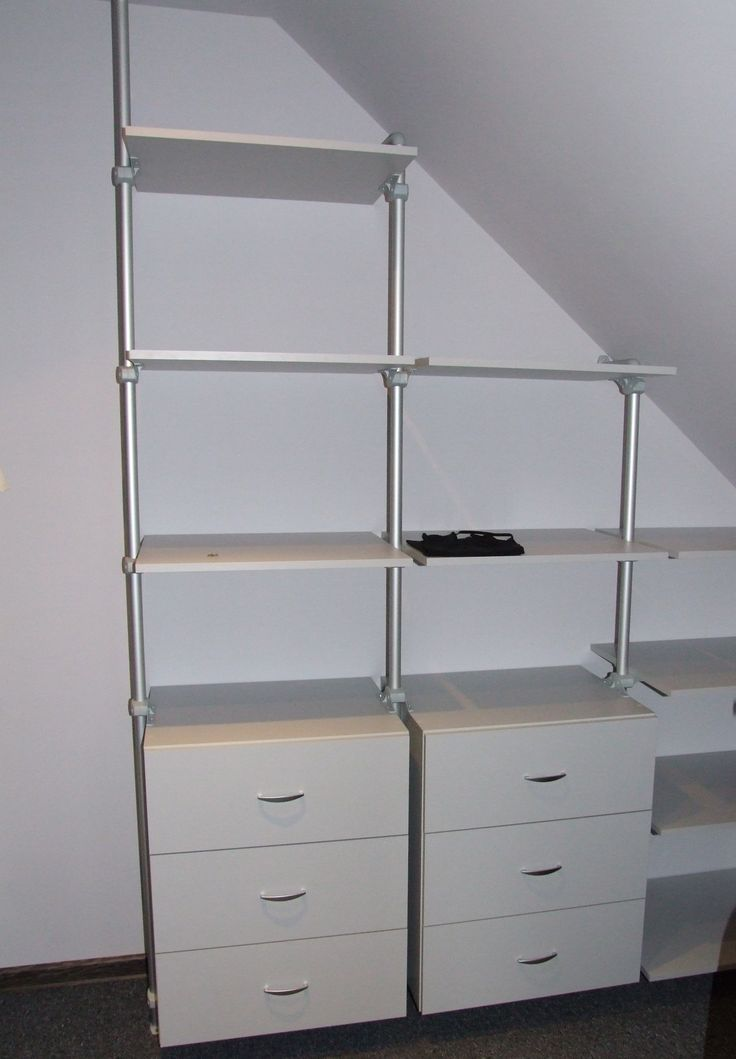 We built this closet under the stairs For the Home