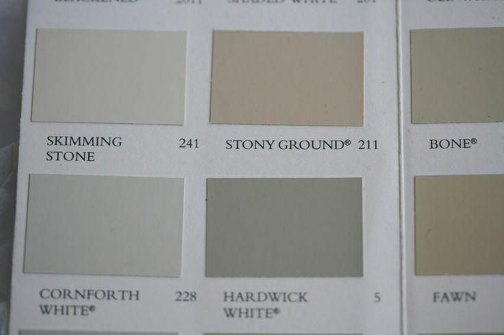 Little greene colour chart - Skimming Stone F Amp B 241 Blacks And Grey Interiors