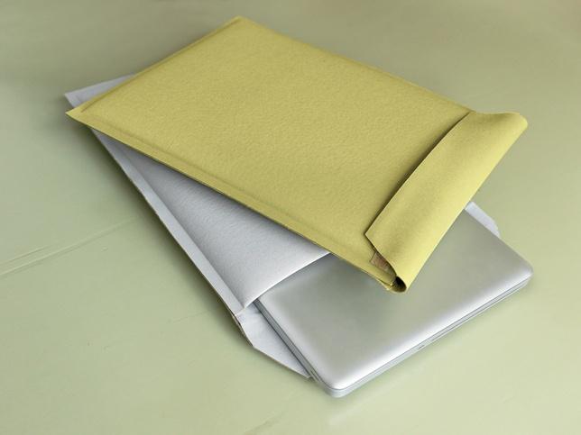 hogner lommee laptop envelopes detail