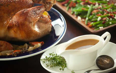 Homemade Turkey Gravy | Thanksgiving | Pinterest