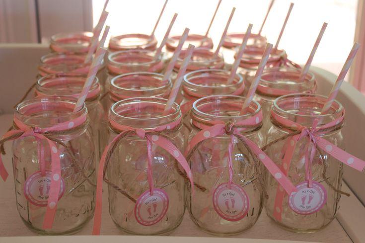 baby shower mason jars baby shower pinterest