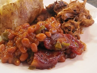 Southern style baked beans pioneer style http mykentuckyhome kim