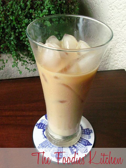 Perfect Iced Coffee (Cold Brewed Method) | Drinks | Pinterest
