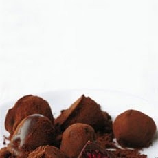 Chocolate-Covered Raspberry Truffles | (f) Fruity Treats | Pinterest