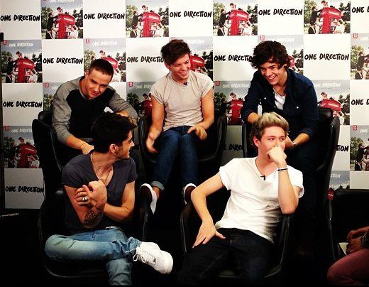 interview   One Direction   Pinterest