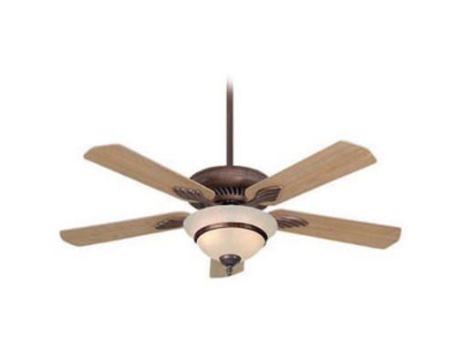 the century saturn 52in 2 light ceiling fan at menards 21 h 184. Black Bedroom Furniture Sets. Home Design Ideas