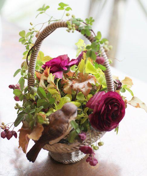 Dreamy basket spring has sprung pinterest