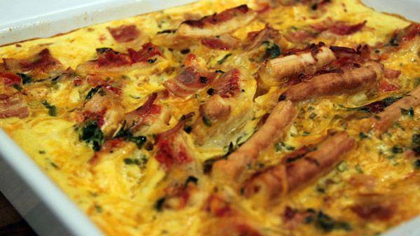 ... eggy breakfast pizza via joy the baker eggy breakfast pizza recipes