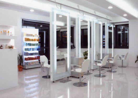 Beauty Salon Design Salon Ideas Pinterest