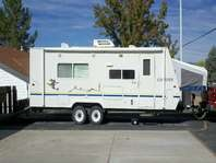 Wonderful 12995 27 Ft Rear Living Trailer With Large Slideout 2007 Zinger