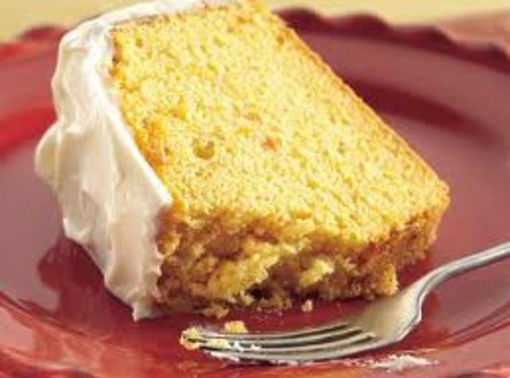Quick and Easy Sweet Potato Pound Cake   cakes   Pinterest