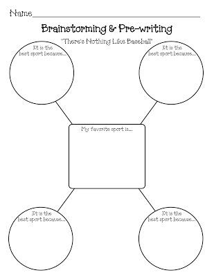 5 paragraph essay graphic organizer free