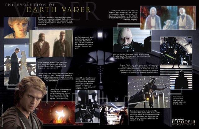 Star wars: episode iii //vader