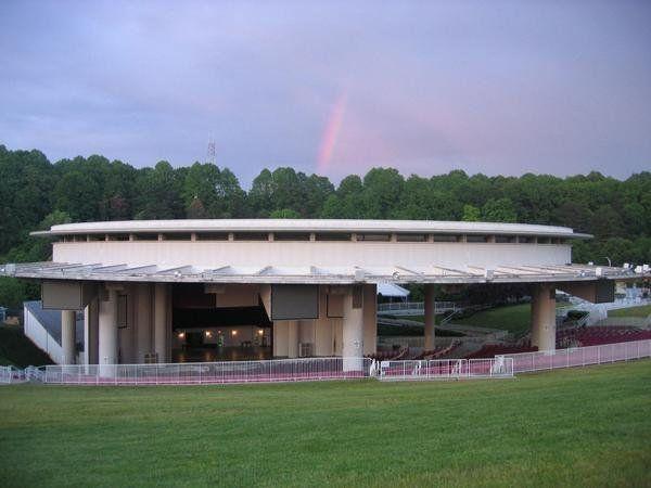 Pnc Bank Arts Center Holmdel Nj New Jersey Pinterest