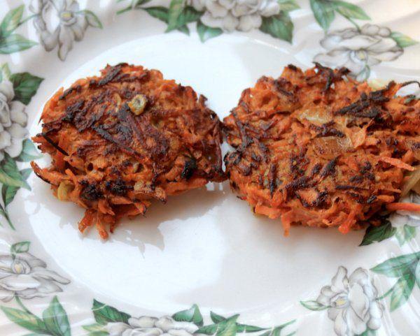 Sweet Potato Latkes | FOOD | Pinterest