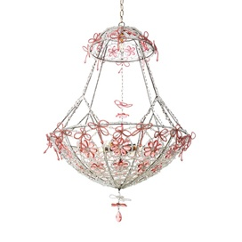 chandelier posh living