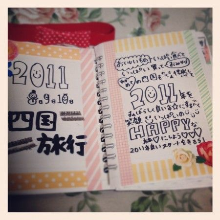 四国旅行テーマ | Journaling ...