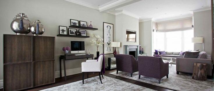 Silk rugs sophie paterson interiors luxury interior for Interior design consultancy london