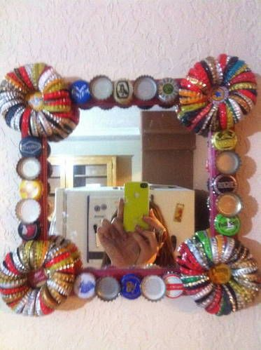 Bottle cap crafts craft ideas pinterest for Crafts to do with bottle caps