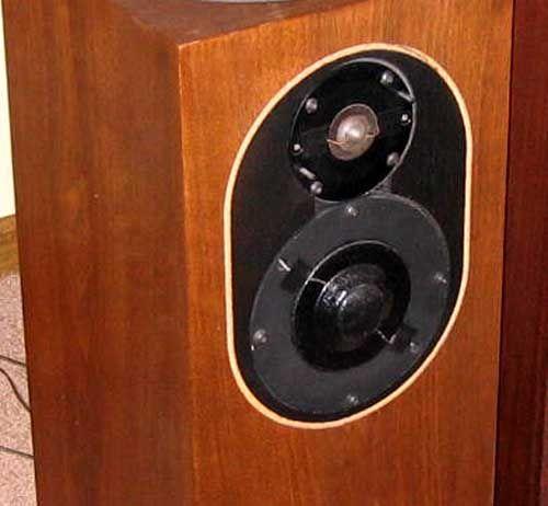 Infinity speaker parts