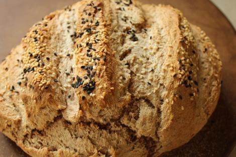 Garlic And Thyme Bread Recipe — Dishmaps