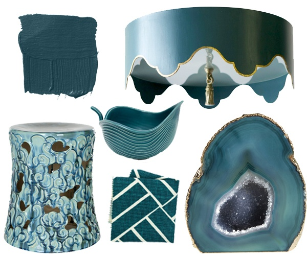 Http Imgarcade Com 1 Dark Teal Bathroom Accessories