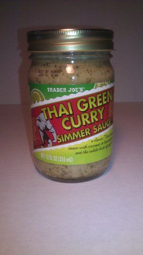 Trader Joe's Thai Green Curry Simmer Sauce Trader Joe's,http://www ...