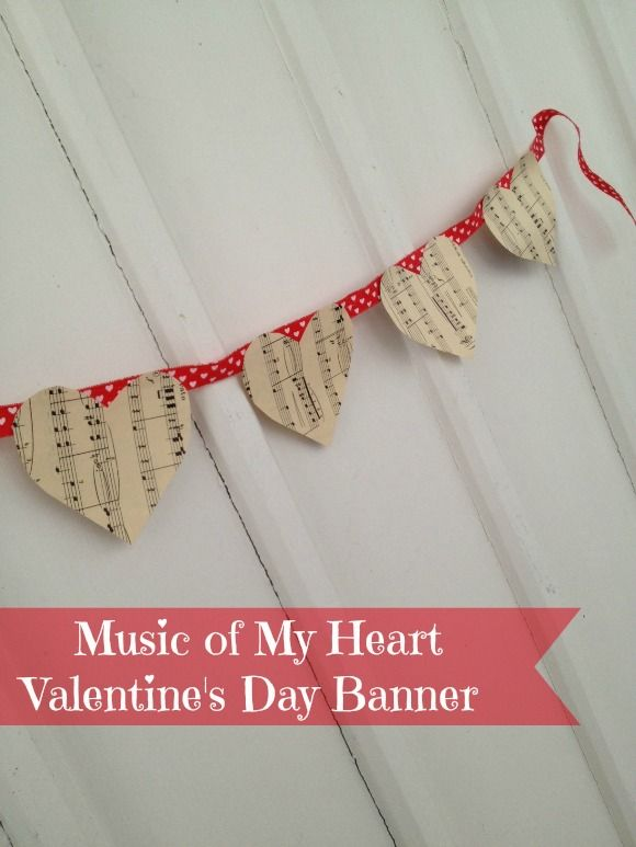 valentine day banners