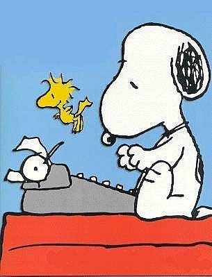 Γράφω, γράφω...