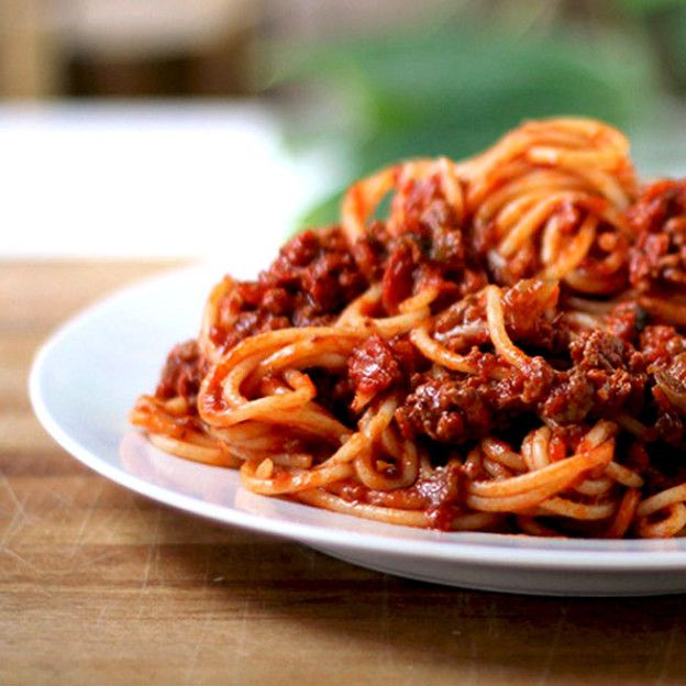 Spaghetti Sauce in the slow cooker | I love to eat | Pinterest