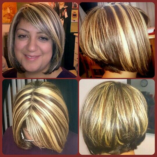 Copper brown with highlights | Hair Styles | Pinterest