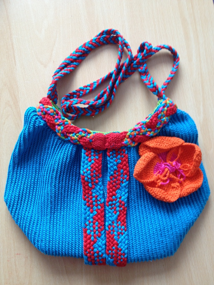Crochet Bags Pinterest : crochet bag DIY Pinterest