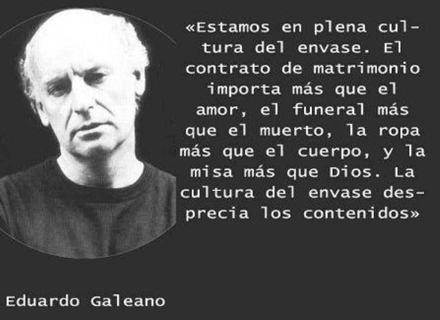 Eduardo Hughes Galeano Quotes Eduardo Galeano Quotes