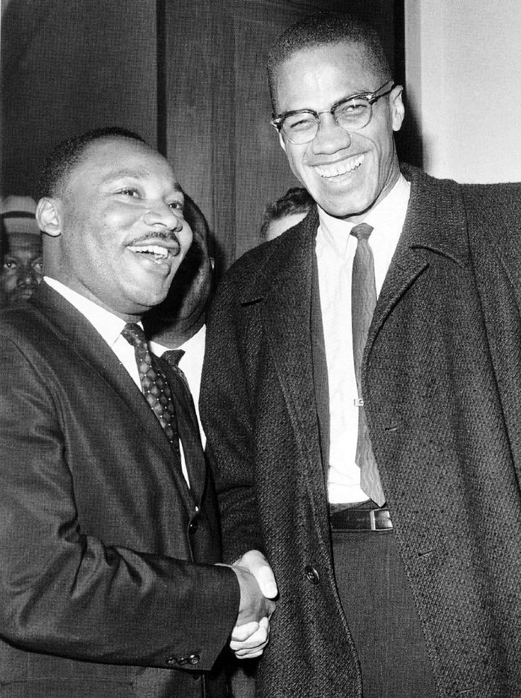 mlk and malcolm x The former army private is reluctant to celebrate thanksgiving because she  believes its origins lie in the slaughter against the pequot.