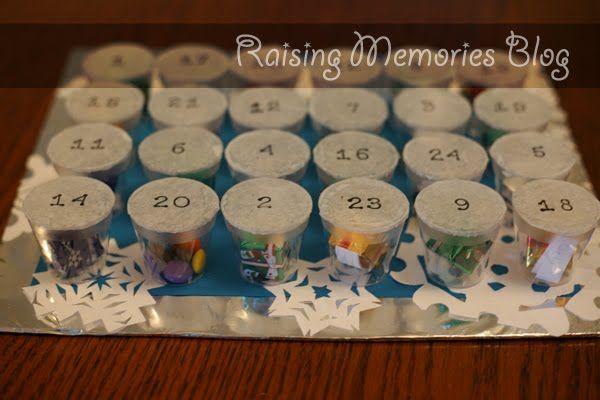 Homemade Calendar Ideas : Homemade advent calendar diy christmas pinterest