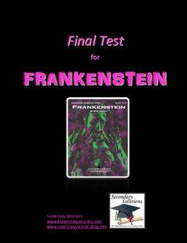 frankenstein response essay