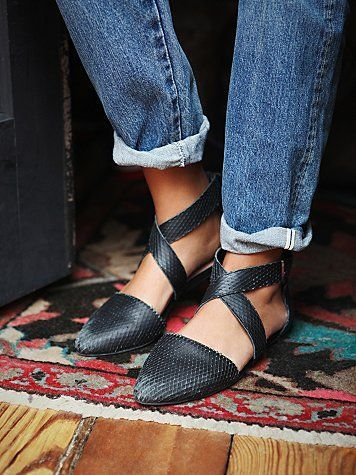 Free People Lietta Flat
