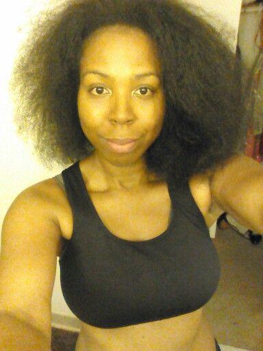 Zumba Hair 42